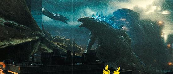 دانلود فیلم گودزیلا سلطان هیولاها Godzilla King of the Monsters 2019 دوبله فارسی