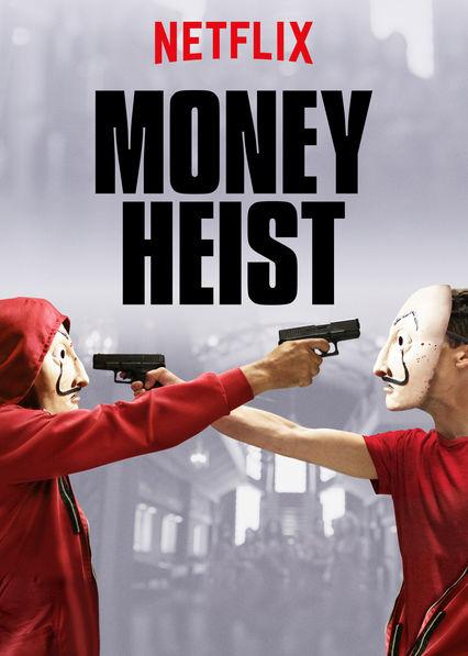 دانلود سریال خانه کاغذی - Money Heist فصل اول