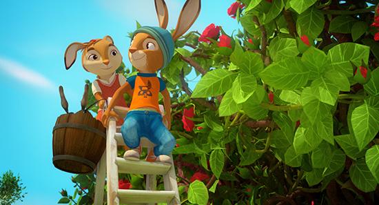 پخش آنلاین انیمیشن Rabbit School 2017 مدرسه خرگوش ها با دوبله فارسی