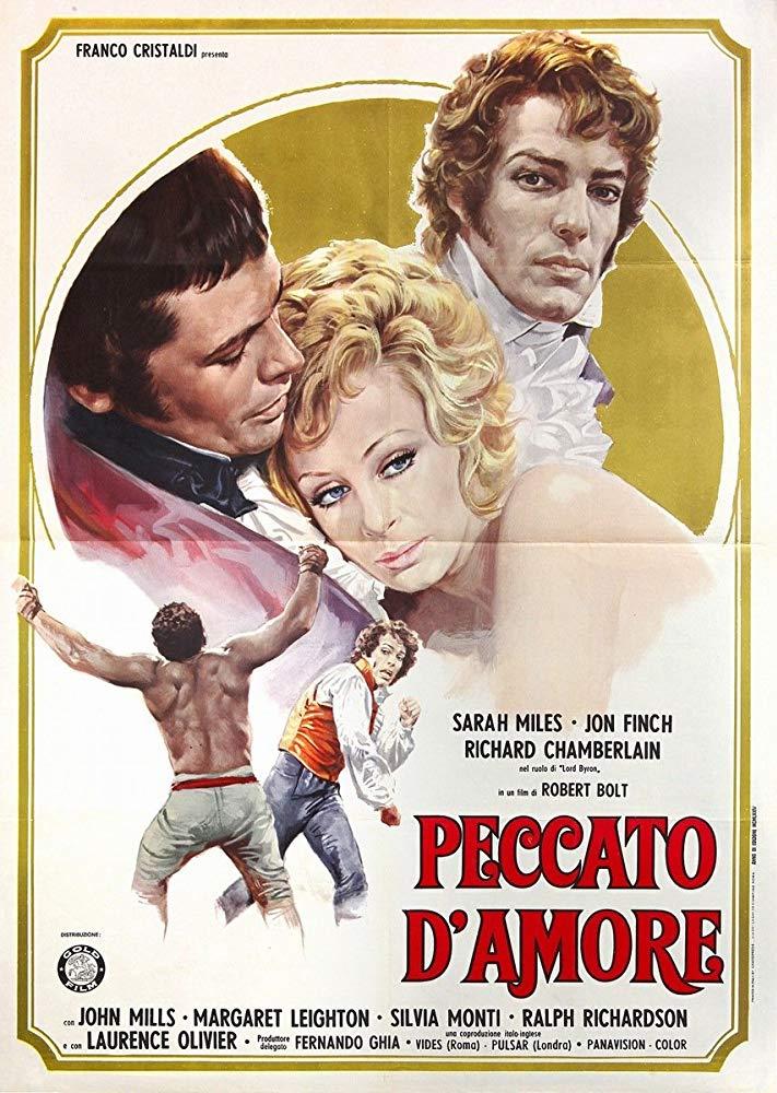 دانلود دوبله فارسی فیلم بانو کارولین لمب Lady Caroline Lamb 1972