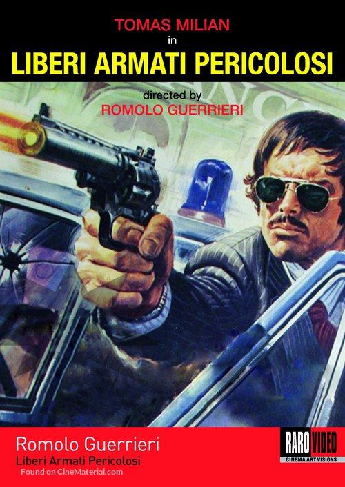 دانلود دوبله فارسی فیلم سه آدمکش Liberi armati pericolosi 1976