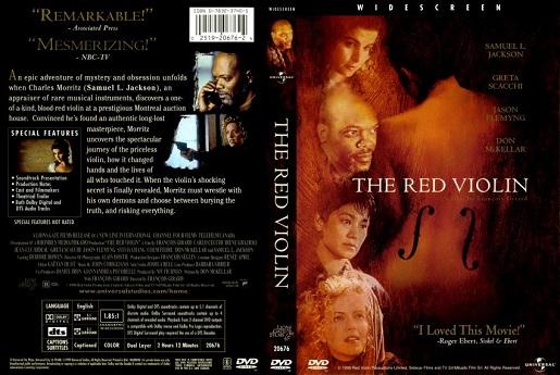 خرید فیلم The Red Violin 1998
