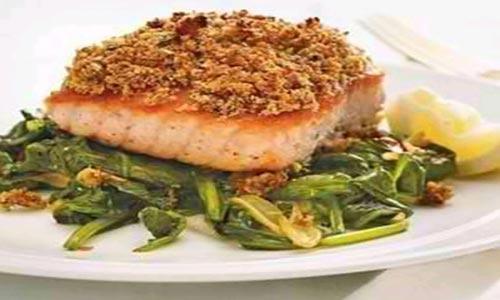 طرز تهیه ماهی رژیمی