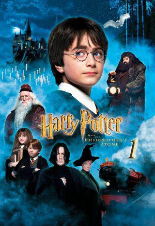 دانلود فیلم هری پاتر و سنگ جادو Harry Potter and the Sorcerers Stone 2001