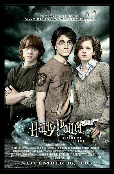 دانلود فیلم Harry Potter and the Goblet of Fire 2005 دوبله فارسی