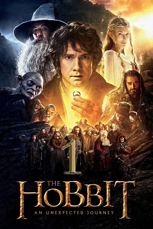 دانلود فیلم The Hobbit An Unexpected Journey 2012