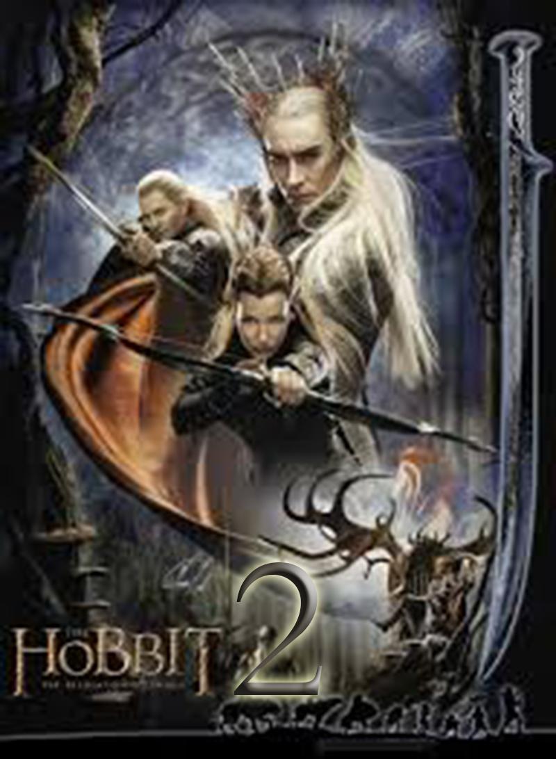 دانلود فیلم The Hobbit 2013 فیلم دوم هابیت ویرانی اسماگ با دوبله فارسی