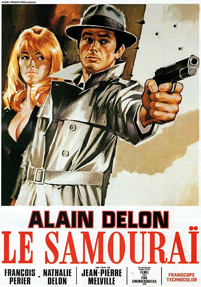 دانلود دوبله فارسی فیلم سامورایی Le samoura 1967