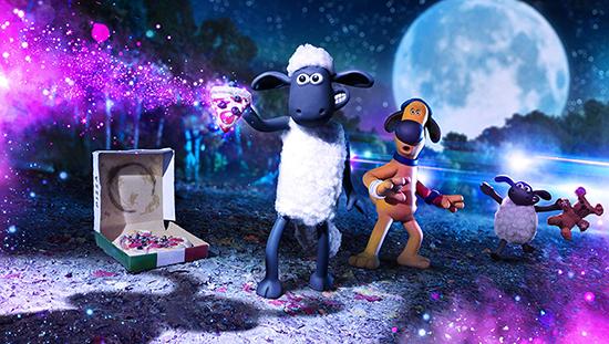 دانلود و پخش آنلاین انیمیشن A Shaun The Sheep Farmageddon 2019 با دوبله فارسی