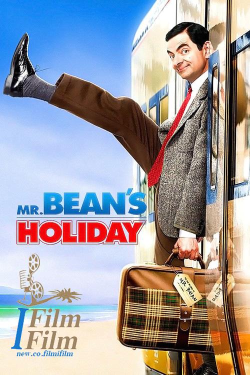دانلود دوبله فارسی فیلم تعطیلات آقای بین Mr. Beans Holiday 2007