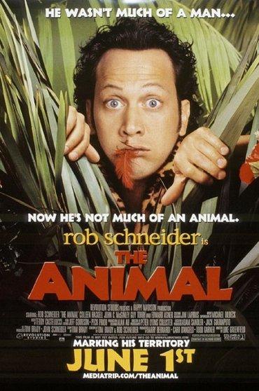 دانلود فیلم The Animal 2001 دوبله فارسی