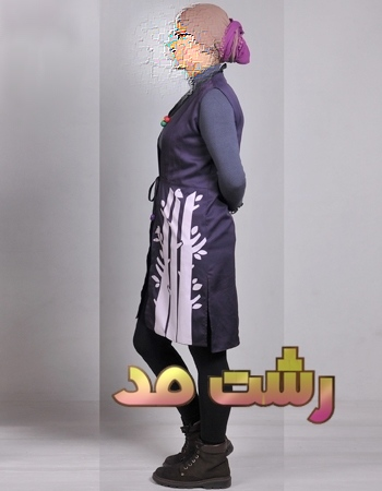 مدل روسری ساتن زنانه