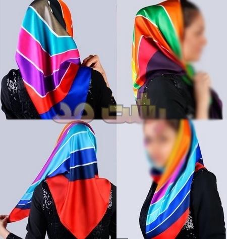 فروش روسری ساتن