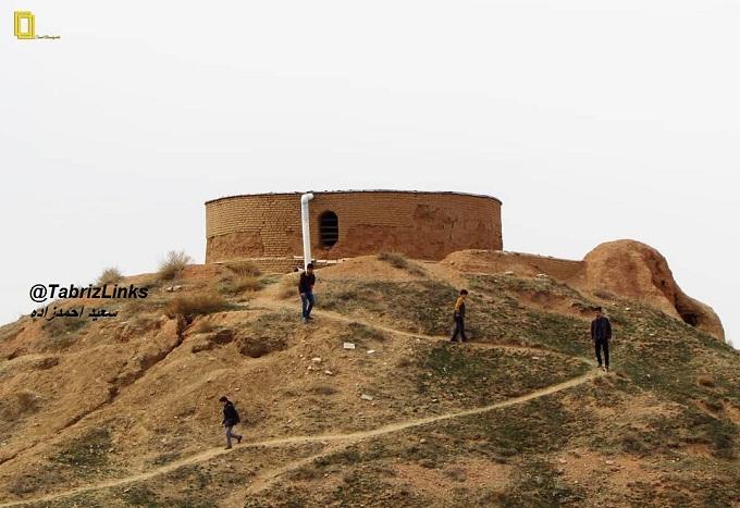 قلعه تاریخی تبریز