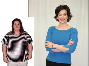 کاهش وزن با ای اف تی