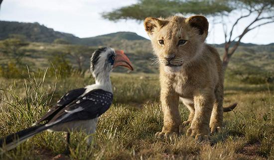 دانلود و پخش آنلاین انیمیشن The Lion King 2019 شیرشاه با دوبله فارسی