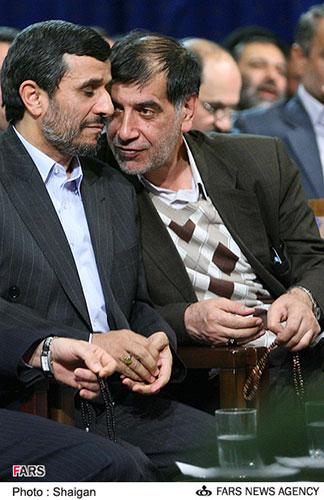 آیینه یزد - رئیس دولت اصلاحات و احمدینژاد هیچ نقطه مشترکی ندارند