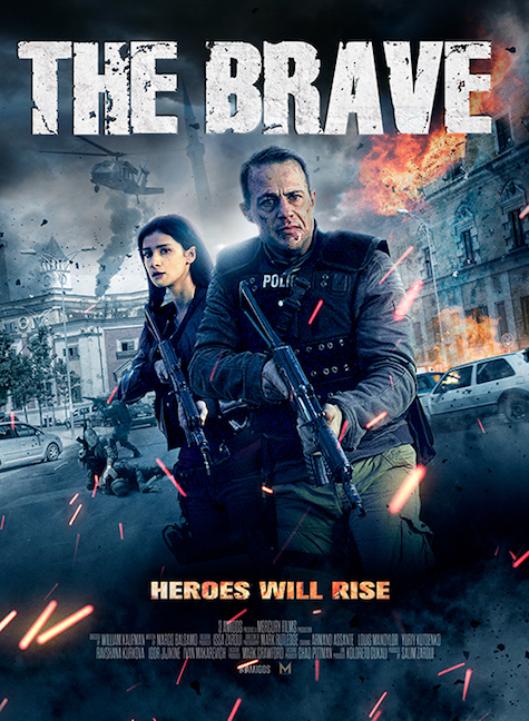 دانلود فیلم شجاع - The Brave 2019