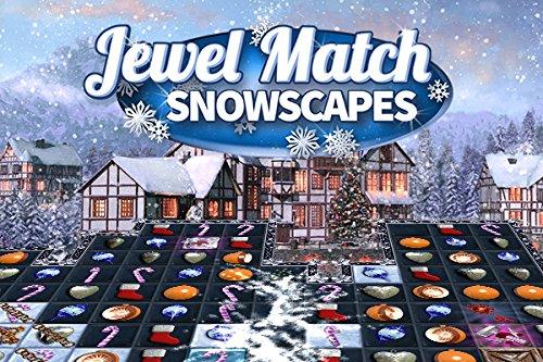 دانلود بازی Jewel Match Snowscapes برای کامپیوتر