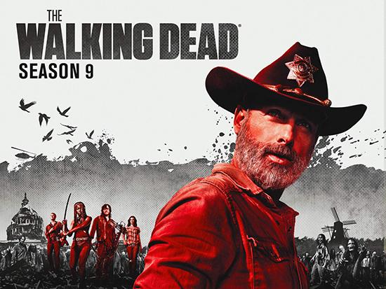 پخش آنلاین سریال مردگان متحرک - the walking dead فصل 9