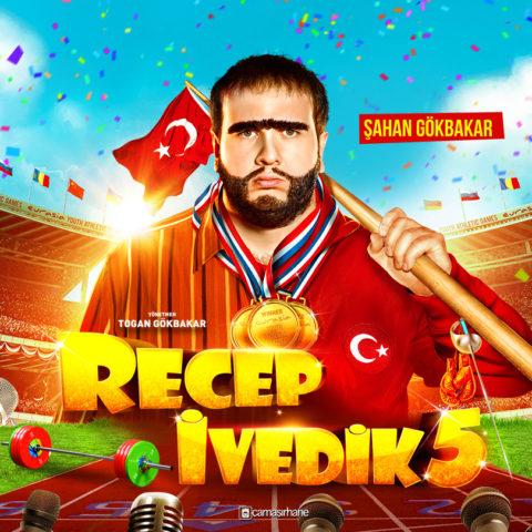 دانلود فیلم Recep Ivedik 5 2017