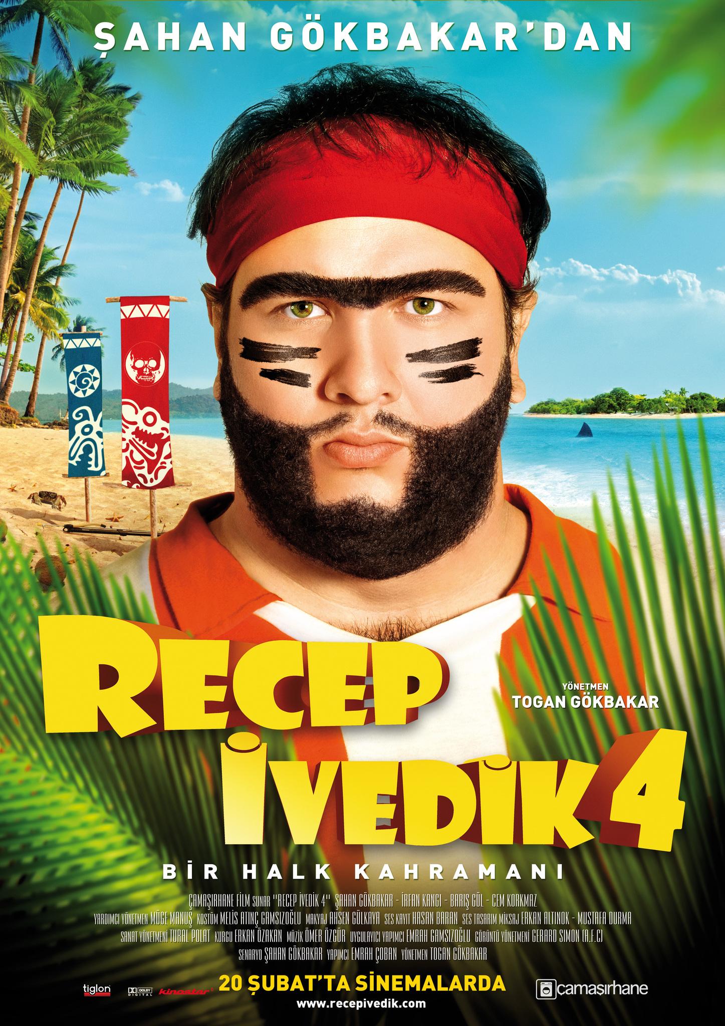 دانلود فیلم Recep Ivedik 4 2014