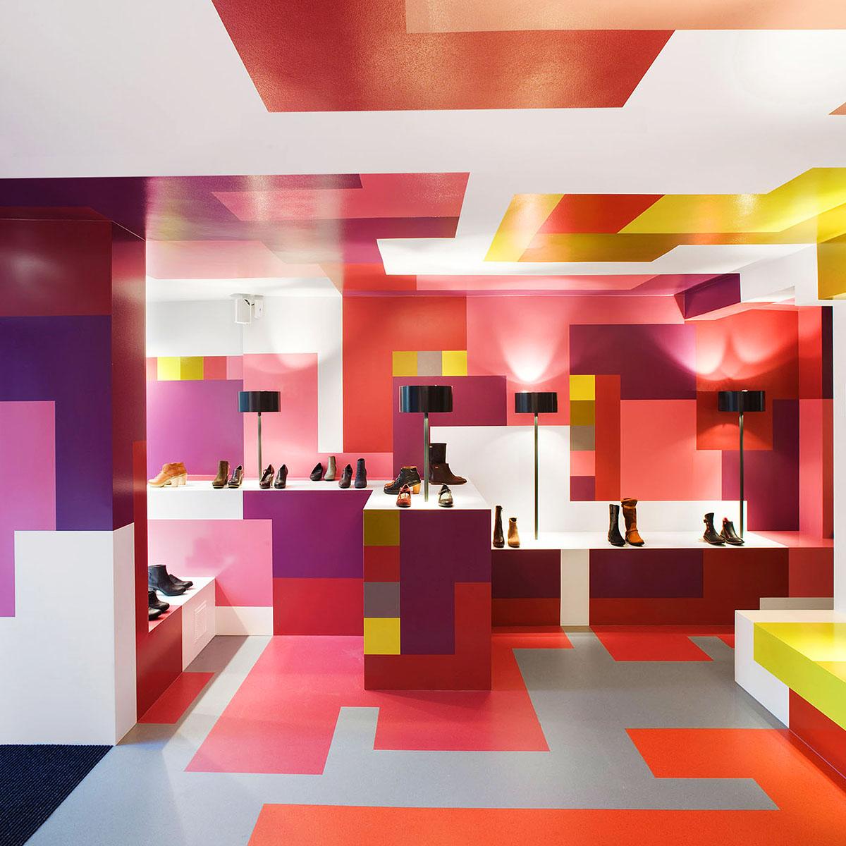 طراحی فضاهای تجاری 2