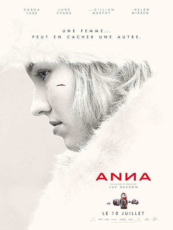دانلود فیلم آنا - Anna 2019