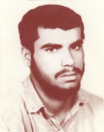 شهید ابراهیم شریف نژاد