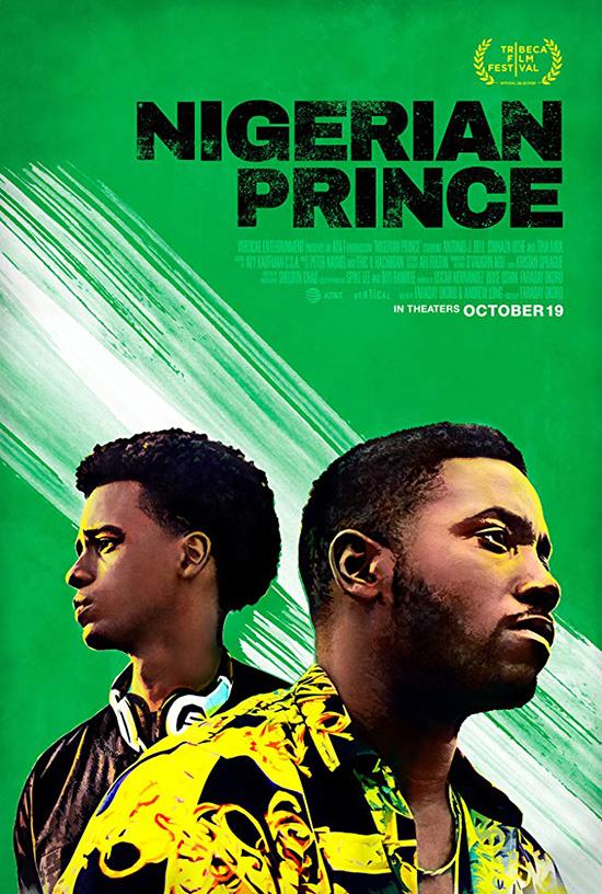 دانلود فیلم شاهزاده نیجریه - Nigerian Prince 2018