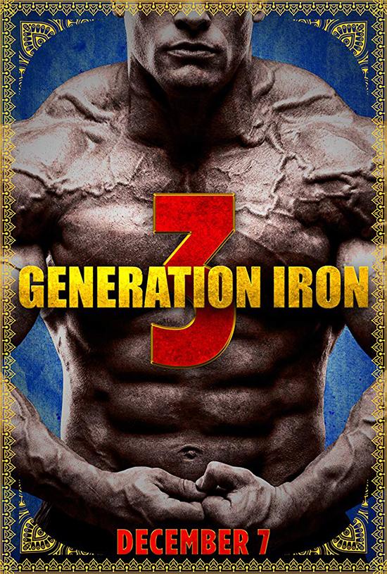 دانلود فیلم نسل آهنی 3 - Generation Iron 2018