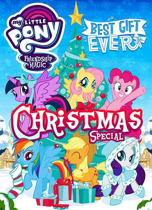 دانلود دوبله فارسی انیمیشن My Little Pony: Best Gift Ever 2018