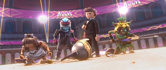 دانلود و پخش آنلاین انیمیشن Playmobil The Movie 2019 پلی موبیل فیلم دوبله فارسی