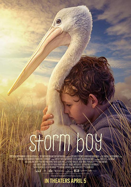 دانلود فیلم پسر طوفان - Storm Boy 2019