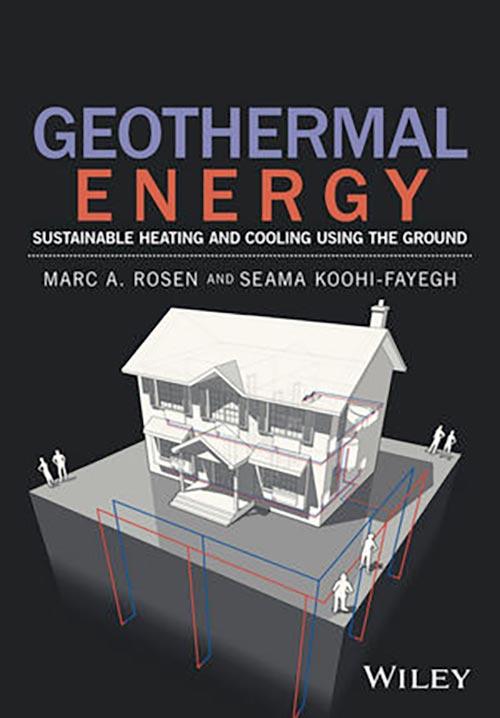 دانلود کتاب انرژی زمین گرمایی؛ گرمایش و سرمایش پایدار با استفاده از زمین