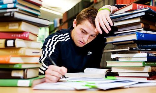 چگونه استرس شدید درسی را کنترل کنیم؟