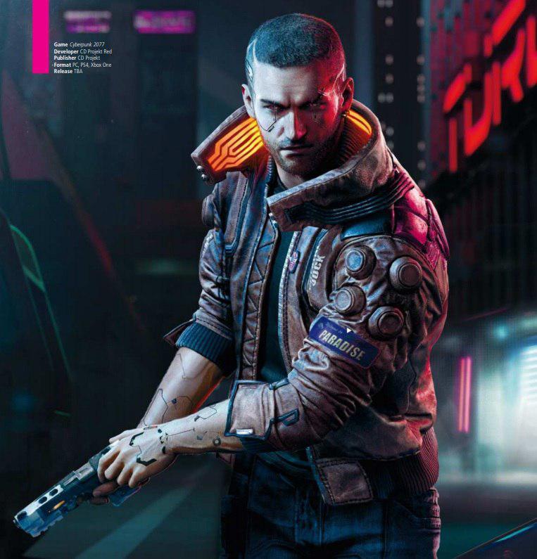 تاریخ انتشار بازی Cyberpunk 2077