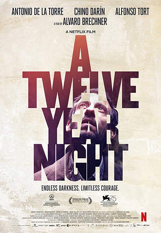 دانلود فیلم یک شب دوازده ساله - A Twelve Year Night 2018