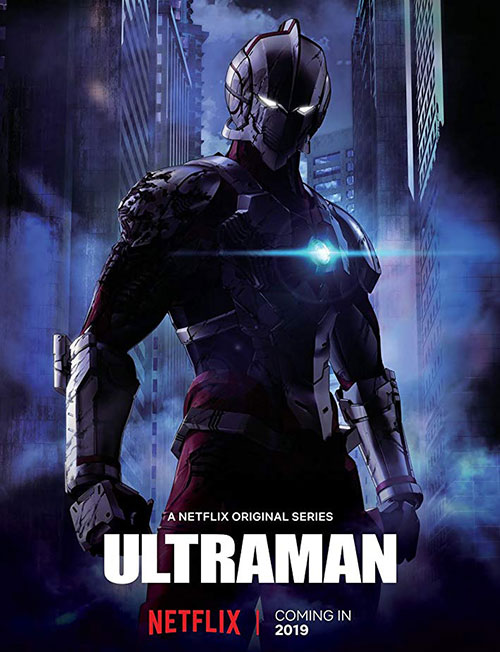 دانلود رایگان فصل اول انیمیشن آلترامن Ultraman Season One 2019