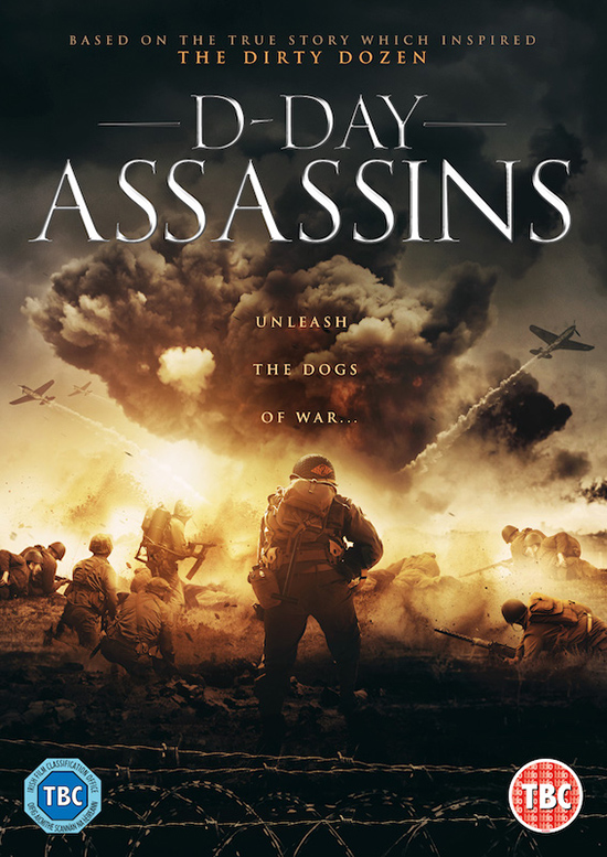 دانلود فیلم D-Day Assassins 2019