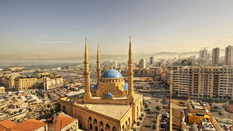 زمان سفر به بیروت