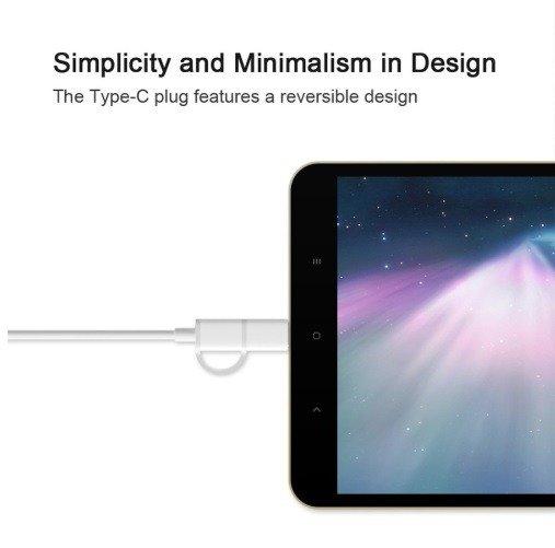 xiaomi zmi micro usb and type-c al501 Xiaomi ZMI Micro USB And Type-C AL501 Xiaomi ZMI Micro USB And Type C AL501 1