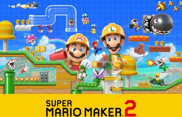 تاریخ عرضه عنوان Super Mario Maker 2 اعلام شد