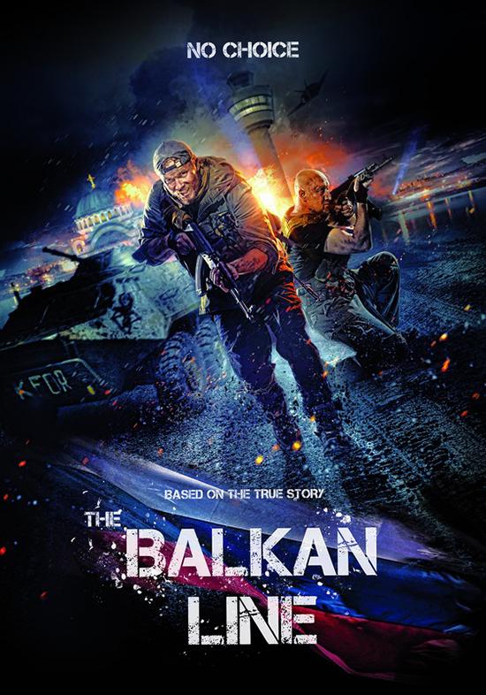 دانلود فیلم خط بالکان - The Balkan Line 2019