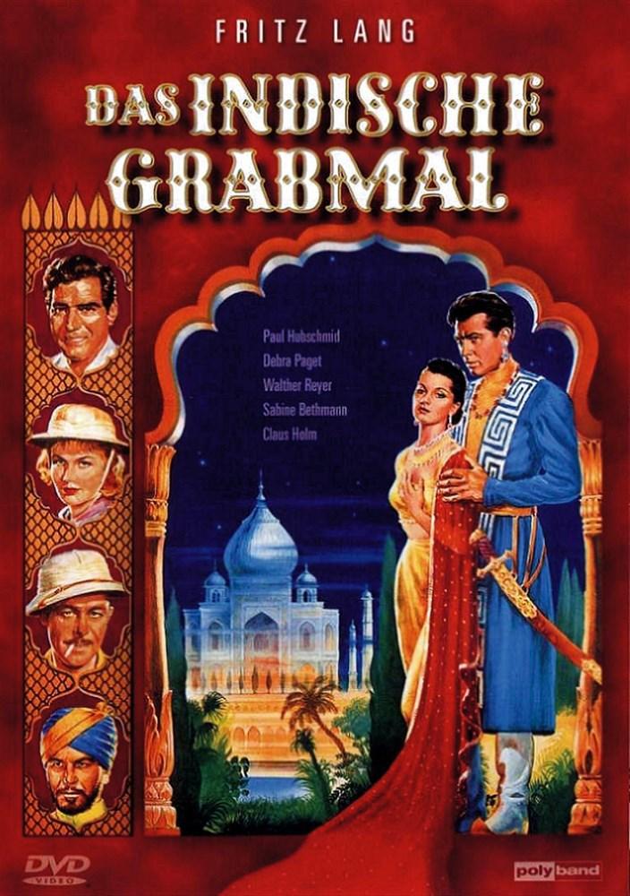 دانلود دوبله فارسی فیلم معبد هندی Das indische Grabmal 1959
