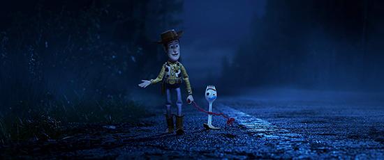 دانلود و پخش آنلاین انیمیشن داستان اسباب بازی 2019 Toy Story 4 دوبله فارسی