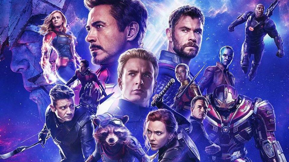 دانلود فیلم انتقام جویان آخر بازی 2019 Avengers: Endgame
