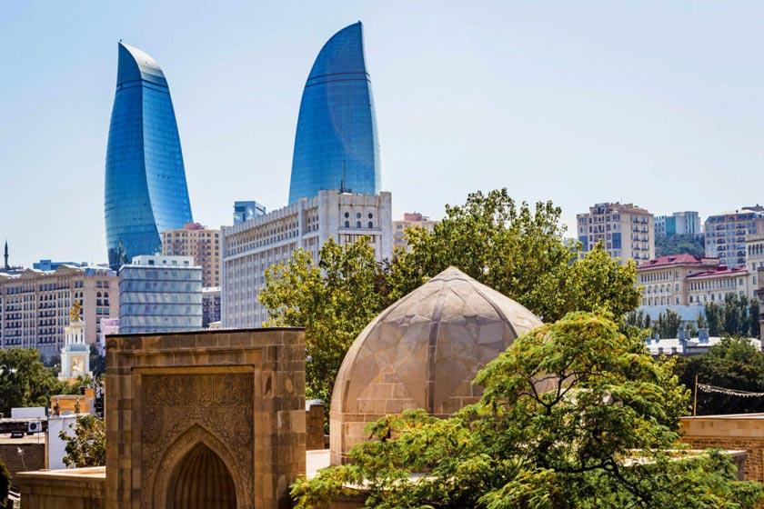 زمان سفر به آذربایجان