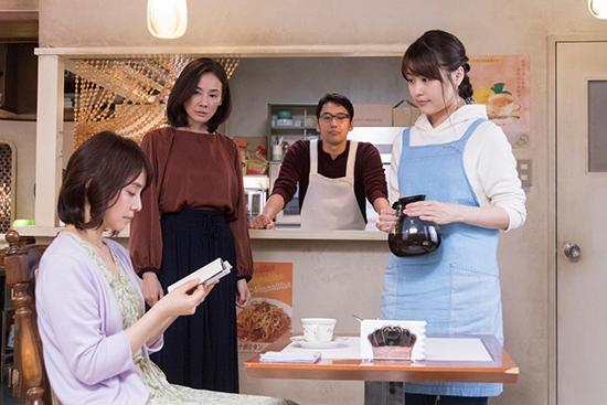 دانلود فیلم ژاپنی Before The Coffee Gets Cold 2018 با زیرنویس فارسی و کامل