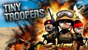 دانلود بازی Tiny Troopers برای کامپیوتر